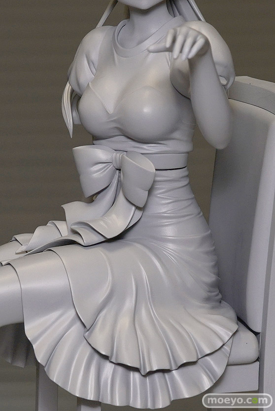 グッドスマイルカンパニー/KADOKAWAの冴えない彼女の育てかた♭ 加藤恵 ドレスVer.の新作フィギュア原型画像07