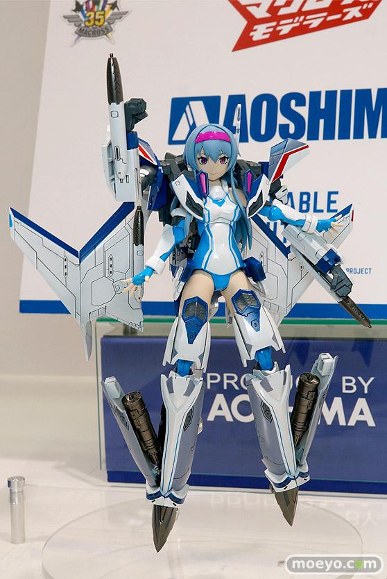 第57回 全日本模型ホビーショー アオシマ アクアマリン アゾン ブース画像32