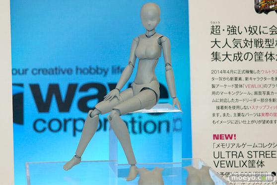 第57回 全日本模型ホビーショー ウェーブ グッドスマイルカンパニー トミーテック ブース画像01