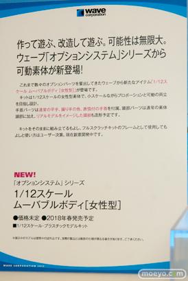 第57回 全日本模型ホビーショー ウェーブ グッドスマイルカンパニー トミーテック ブース画像03