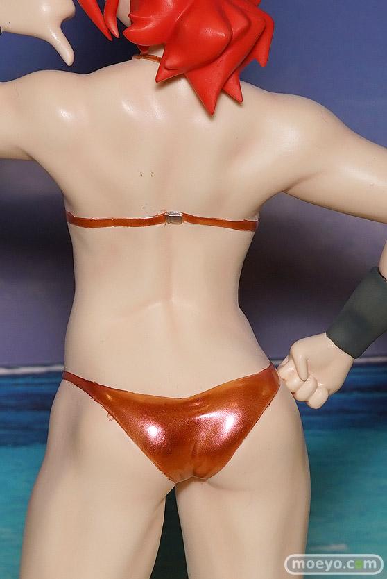 キャラホビのon the beachのガンダム美少女水着フィギュア展示の様子04