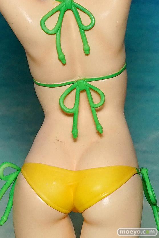 キャラホビのon the beachのガンダム美少女水着フィギュア展示の様子36