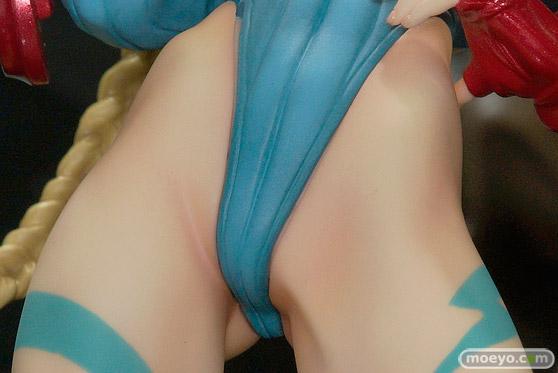 コトブキヤのSTREET FIGHTER美少女 キャミィ -ZERO COSTUME-の新作フィギュア彩色サンプル画像13