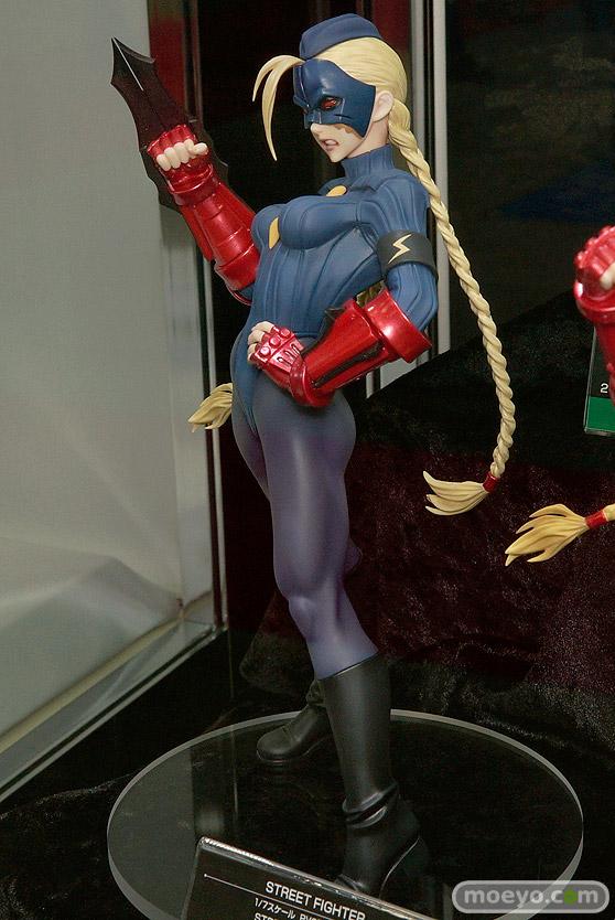 コトブキヤのSTREET FIGHTER美少女 ディカープリの新作フィギュア彩色サンプル画像03