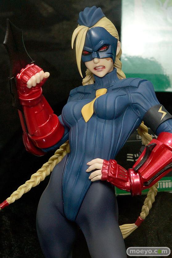 コトブキヤのSTREET FIGHTER美少女 ディカープリの新作フィギュア彩色サンプル画像05