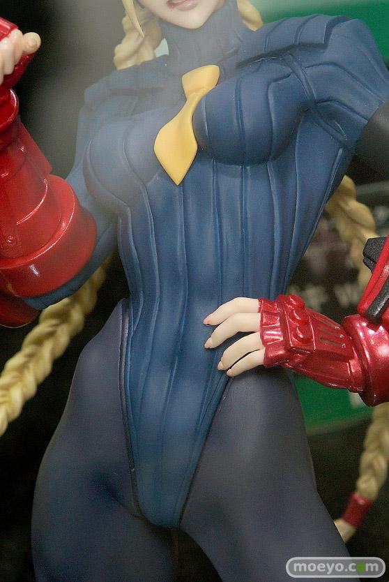 コトブキヤのSTREET FIGHTER美少女 ディカープリの新作フィギュア彩色サンプル画像07