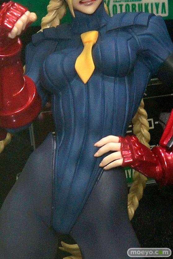 コトブキヤのSTREET FIGHTER美少女 ディカープリの新作フィギュア彩色サンプル画像09