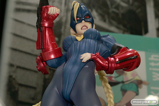 コトブキヤのSTREET FIGHTER美少女 ディカープリの新作フィギュア彩色サンプル画像11