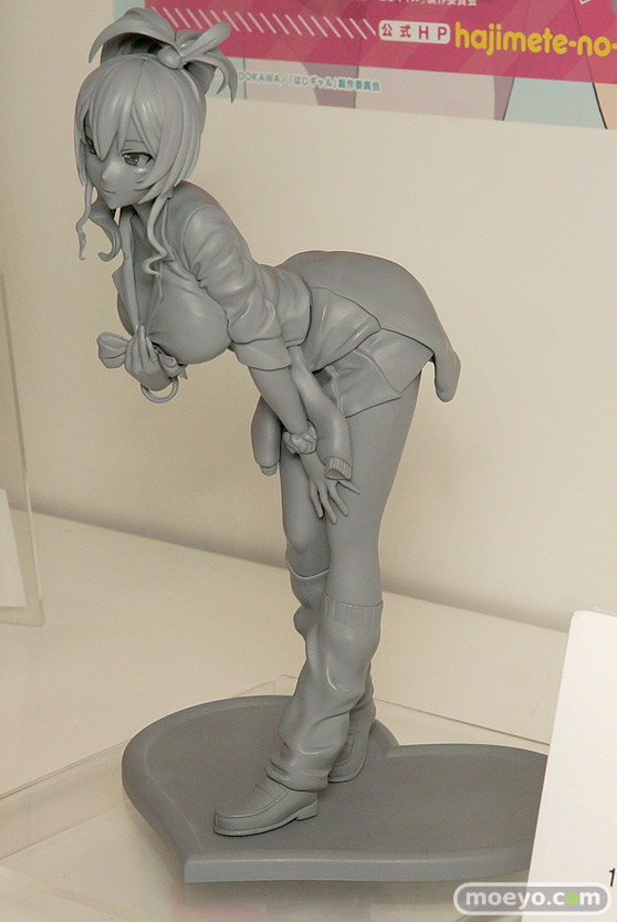 KADOKAWAのはじめてのギャル 八女ゆかなの新作フィギュア原型画像03