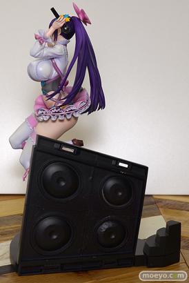セカンドアックスのRAITAオリジナルキャラクター かぐやの新作フィギュア彩色サンプル画像08