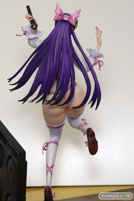 セカンドアックスのRAITAオリジナルキャラクター かぐやの新作フィギュア彩色サンプル画像26