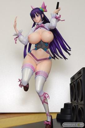 セカンドアックスのRAITAオリジナルキャラクター かぐやの新作フィギュア彩色サンプル画像30