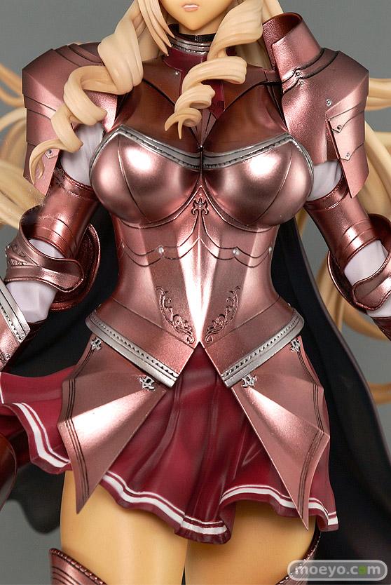 ドラゴントイのワルキューレロマンツェ [少女騎士物語]スィーリア・クマーニ・エイントリー PINK.ver の新作フィギュア彩色サンプル撮り下ろし画像15