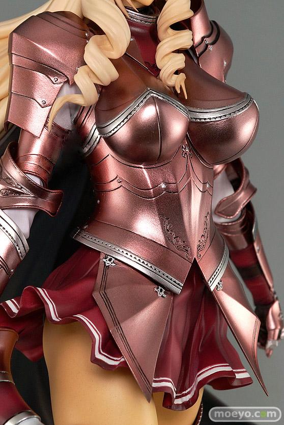 ドラゴントイのワルキューレロマンツェ [少女騎士物語]スィーリア・クマーニ・エイントリー PINK.ver の新作フィギュア彩色サンプル撮り下ろし画像16