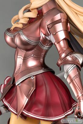 ドラゴントイのワルキューレロマンツェ [少女騎士物語]スィーリア・クマーニ・エイントリー PINK.ver の新作フィギュア彩色サンプル撮り下ろし画像17