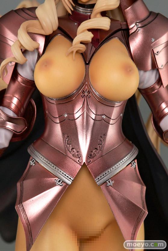 ドラゴントイのワルキューレロマンツェ [少女騎士物語]スィーリア・クマーニ・エイントリー PINK.ver の新作フィギュア彩色サンプル撮り下ろし画像36