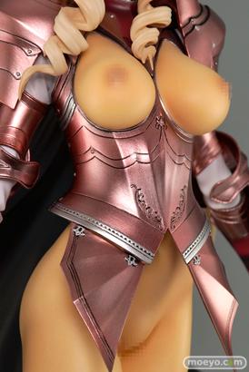 ドラゴントイのワルキューレロマンツェ [少女騎士物語]スィーリア・クマーニ・エイントリー PINK.ver の新作フィギュア彩色サンプル撮り下ろし画像37