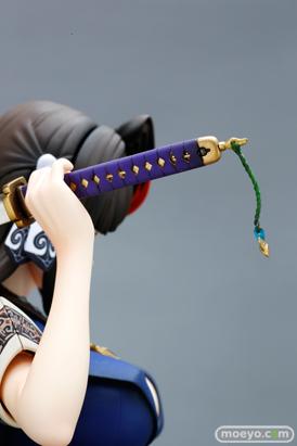 ドラゴントイの『鬼を狩る者』神威那(カムナ)の新作フィギュア彩色サンプル画像38