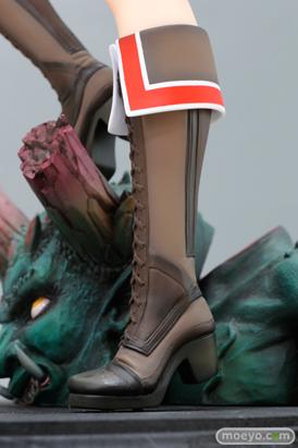 ドラゴントイの『鬼を狩る者』神威那(カムナ)の新作フィギュア彩色サンプル画像57