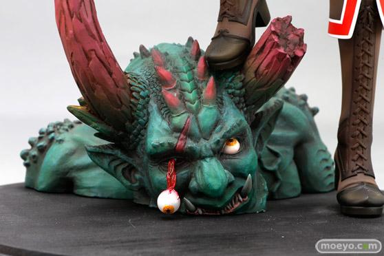 ドラゴントイの『鬼を狩る者』神威那(カムナ)の新作フィギュア彩色サンプル画像61