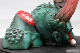 ドラゴントイの『鬼を狩る者』神威那(カムナ)の新作フィギュア彩色サンプル画像63