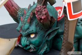 ドラゴントイの『鬼を狩る者』神威那(カムナ)の新作フィギュア彩色サンプル画像67