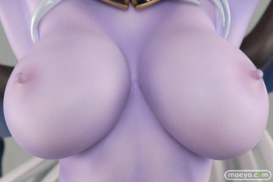ダイキ工業の貞影イラスト 夢魔アスタシア(Astacia) 青肌ver.の新作フィギュア彩色サンプル画像33