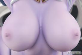 ダイキ工業の貞影イラスト 夢魔アスタシア(Astacia) 青肌ver.の新作フィギュア彩色サンプル画像36