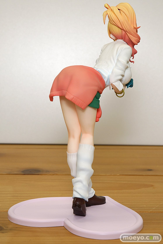 KADOKAWAのはじめてのギャル 八女ゆかなの新作フィギュア彩色サンプル画像05