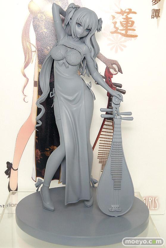 スカイチューブのT2 ART GIRLS 金漣 Jin-Lianの新作フィギュア原型画像01
