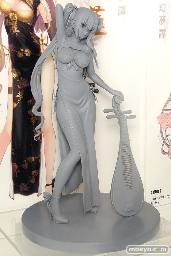 スカイチューブのT2 ART GIRLS 金漣 Jin-Lianの新作フィギュア原型画像02