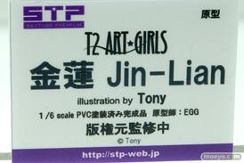 スカイチューブのT2 ART GIRLS 金漣 Jin-Lianの新作フィギュア原型画像08
