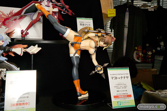第7回カフェレオキャラクターコンベンション 会場で展示されていたフィギュア系新商品の様子09