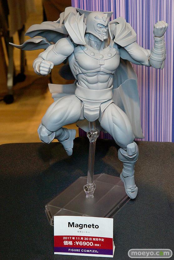 第7回カフェレオキャラクターコンベンション 会場で展示されていたフィギュア系新商品の様子30