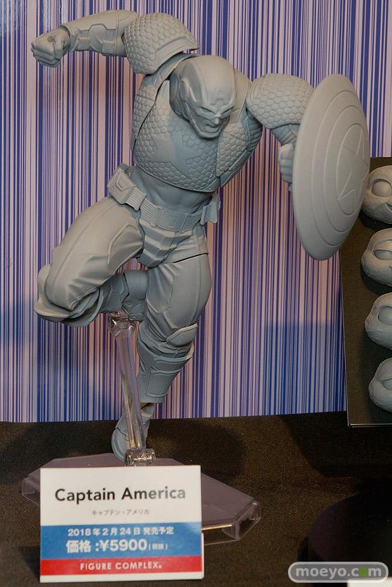 第7回カフェレオキャラクターコンベンション 会場で展示されていたフィギュア系新商品の様子31