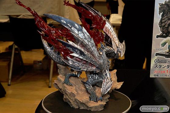第7回カフェレオキャラクターコンベンション 会場で展示されていたフィギュア系新商品の様子43