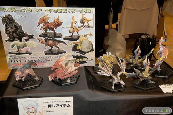 第7回カフェレオキャラクターコンベンション 会場で展示されていたフィギュア系新商品の様子46