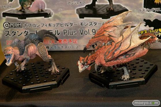 第7回カフェレオキャラクターコンベンション 会場で展示されていたフィギュア系新商品の様子48