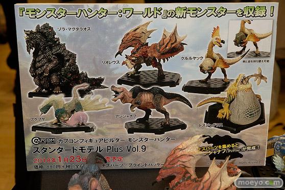 第7回カフェレオキャラクターコンベンション 会場で展示されていたフィギュア系新商品の様子49