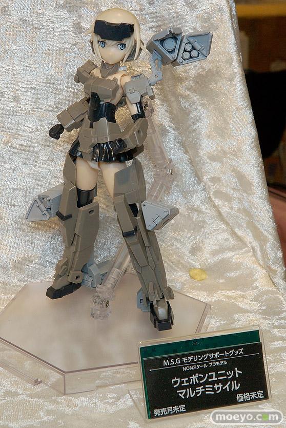 第7回カフェレオキャラクターコンベンション 会場で展示されていたフィギュア系新商品の様子54