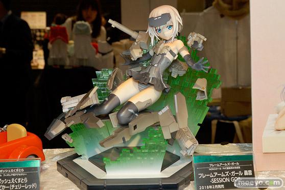 第7回カフェレオキャラクターコンベンション 会場で展示されていたフィギュア系新商品の様子57