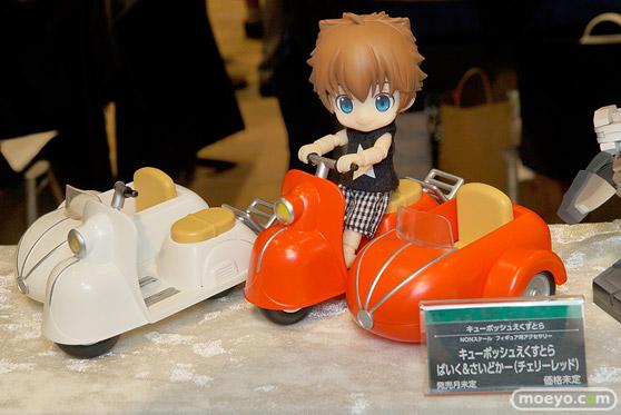 第7回カフェレオキャラクターコンベンション 会場で展示されていたフィギュア系新商品の様子58