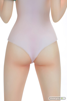 Q-sixのまいてつ 雛衣ポーレット 白スクver.の新作フィギュア彩色サンプル画像16