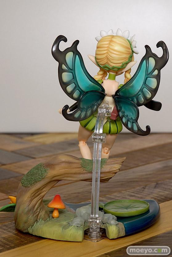 ファット・カンパニーのパルフォム オーディンスフィア レイヴスラシル メルセデスの新作フィギュア彩色サンプル画像05
