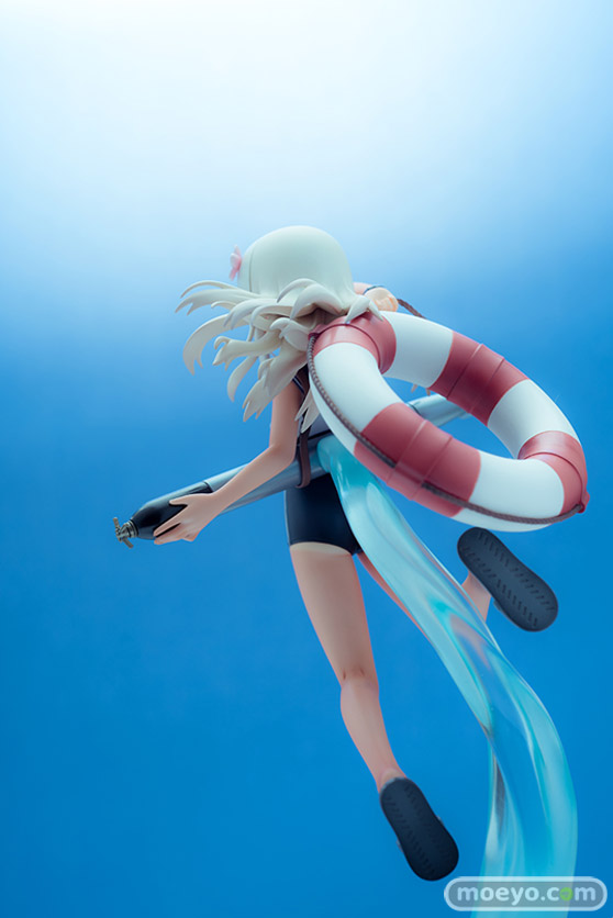 キューズQの艦隊これくしょん -艦これ- 呂500の新作フィギュア彩色サンプル画像17