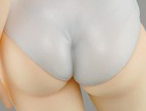 ぴっちり白スク+尻の食い込み!Q-six「ストライク・ザ・ブラッドⅡ 姫柊雪菜 白スクver.」新作フィギュア製品版画像レビュー