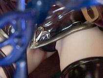ブロッコリー新作フィギュア「グランブルーファンタジー 「ナルメア」」彩色サンプルが展示!【C3 2017秋】