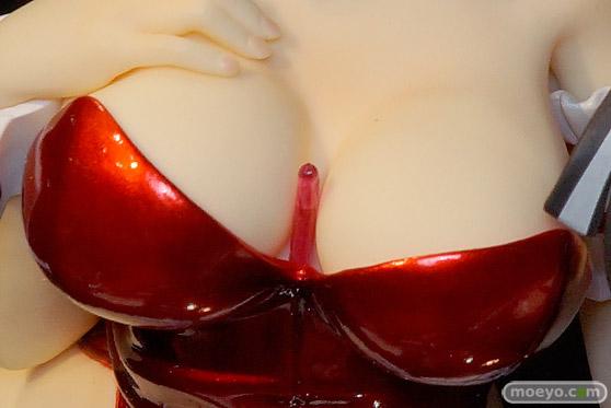 アクアマリンの戦姫絶唱シンフォギアG 雪音クリス バニーstyle メタリックレッドの新作フィギュア彩色サンプル画像07