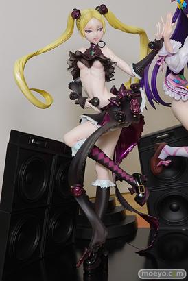 セカントアックスのRAITAオリジナルキャラクター マユリの新作フィギュア彩色サンプル画像02