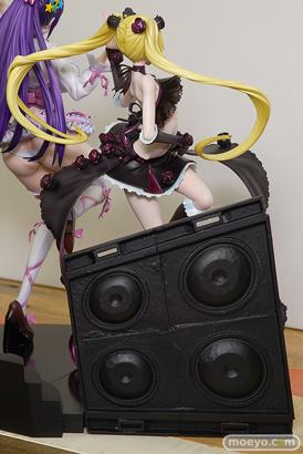 セカントアックスのRAITAオリジナルキャラクター マユリの新作フィギュア彩色サンプル画像03